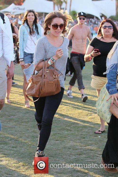 Lauren Conrad and Coachella 6