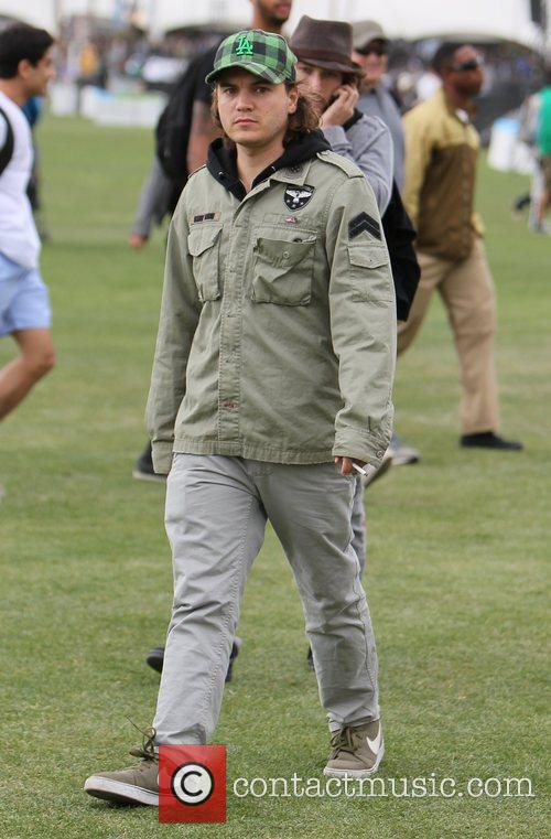 Emile Hirsch and Coachella 3