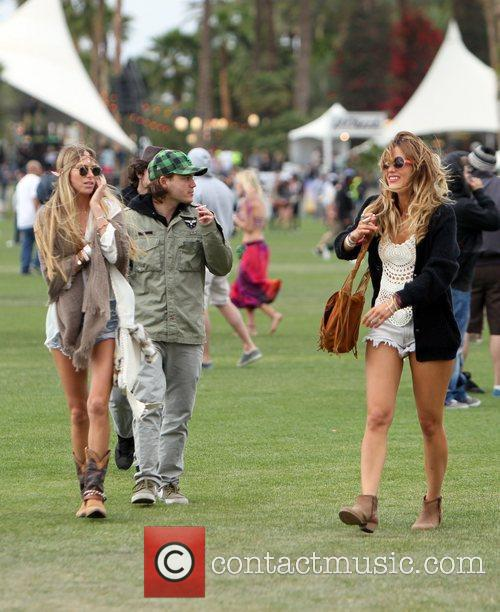 Emile Hirsch and Coachella 4