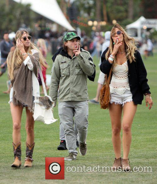 Emile Hirsch and Coachella 6