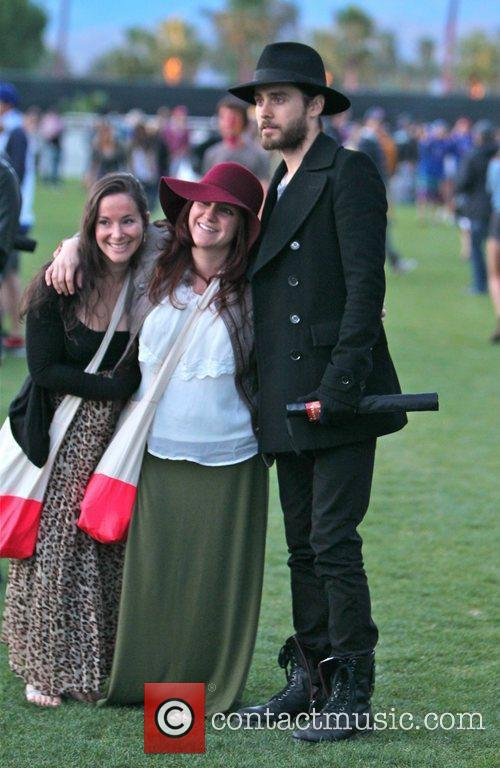 Jared Leto and Coachella