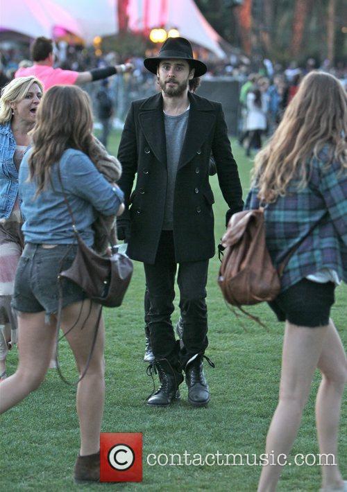 Jared Leto and Coachella 12