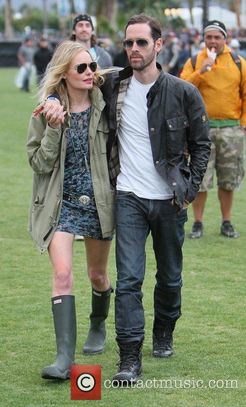 Kate Bosworth, Michael Polish and Coachella 2