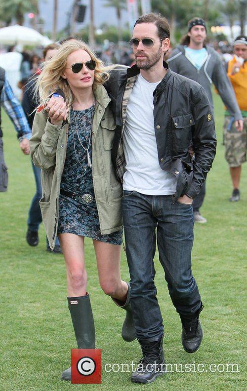 Kate Bosworth, Michael Polish and Coachella 4