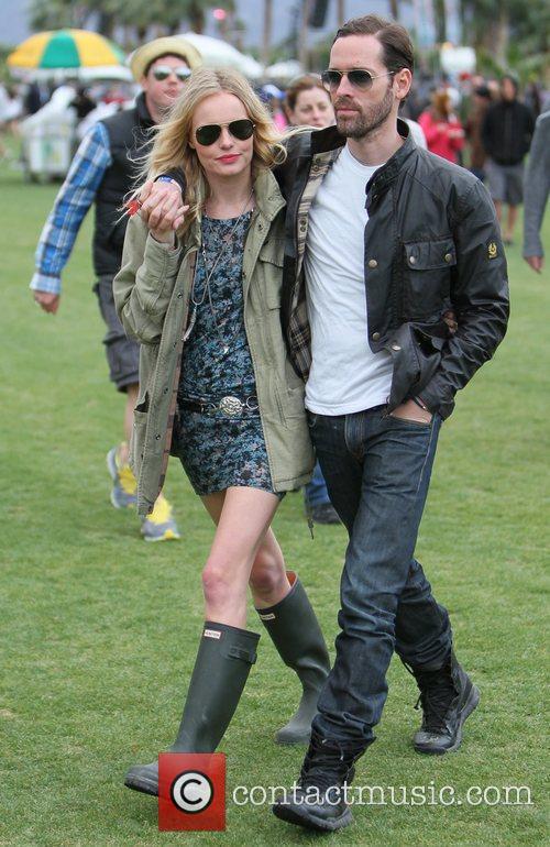 Kate Bosworth, Michael Polish and Coachella 5