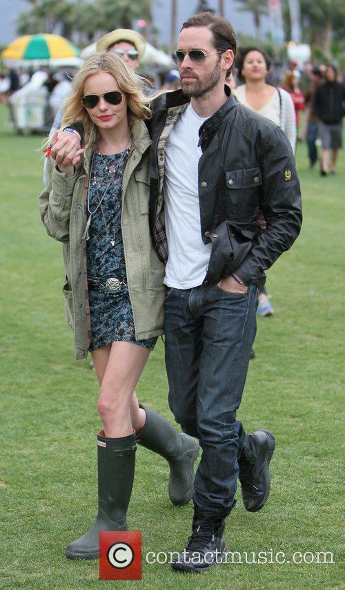 Kate Bosworth, Michael Polish and Coachella 6