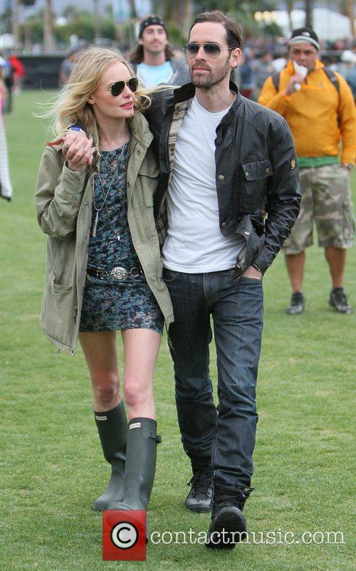 Kate Bosworth, Michael Polish and Coachella 7