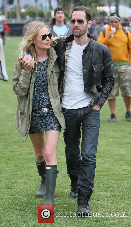 Kate Bosworth, Michael Polish and Coachella 8