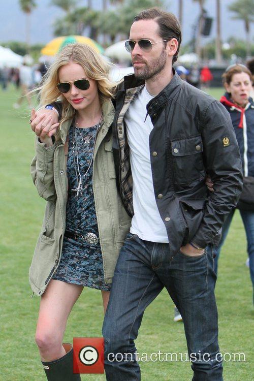 Kate Bosworth, Michael Polish and Coachella 9