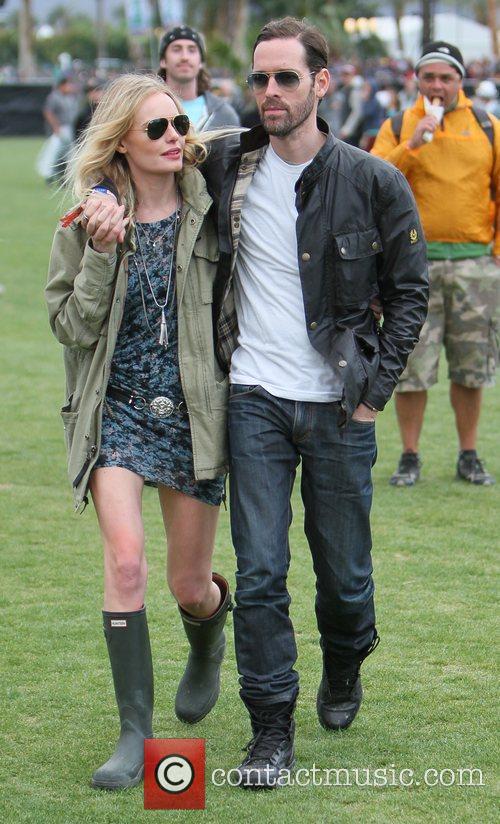 Kate Bosworth, Michael Polish and Coachella 10