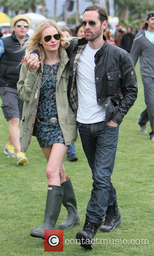 Kate Bosworth, Michael Polish and Coachella 11