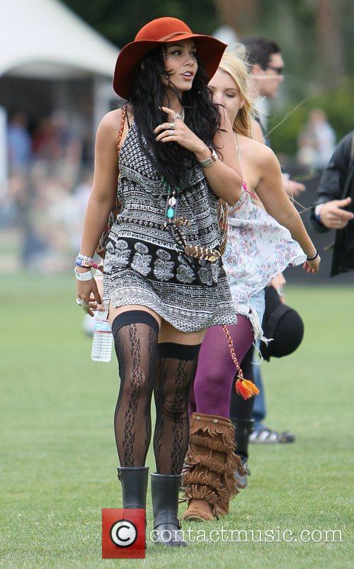 Vanessa Hudgens and Coachella 3