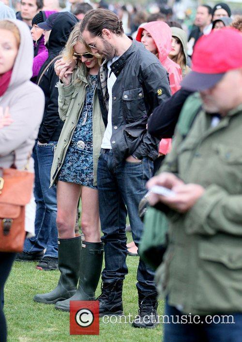 Kate Bosworth, Michael Polish and Coachella 1