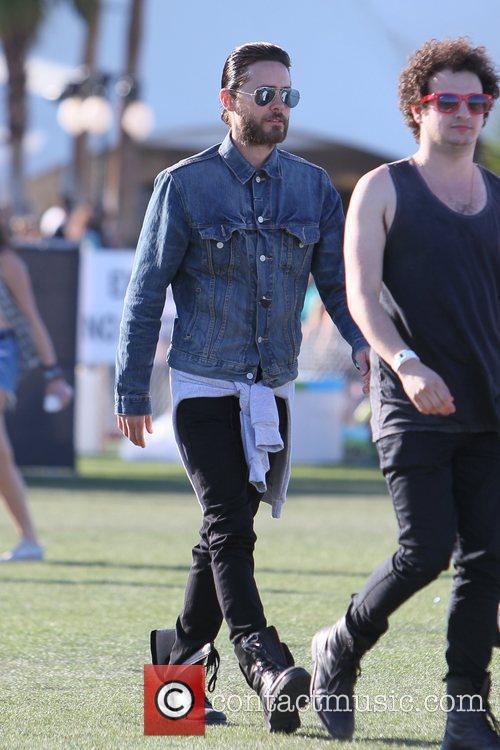 Jared Leto and Coachella 1