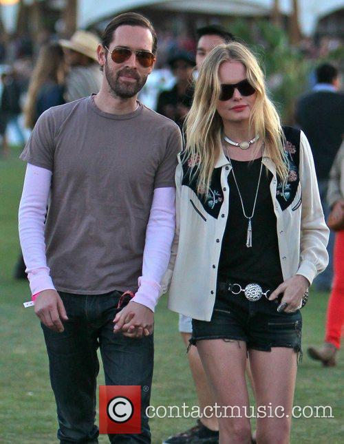 Kate Bosworth and Michael Polish Celebrities at the...