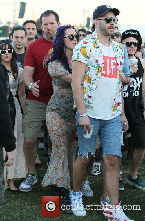 Katy Perry and Coachella 5