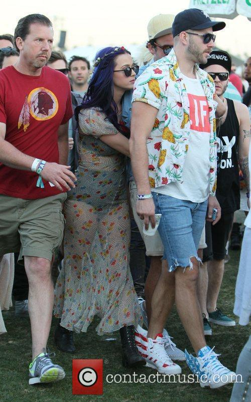 Katy Perry and Coachella 7