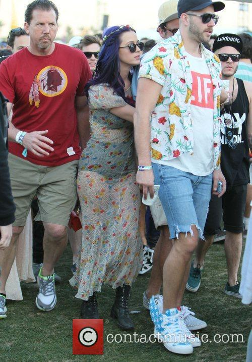 Katy Perry and Coachella 1