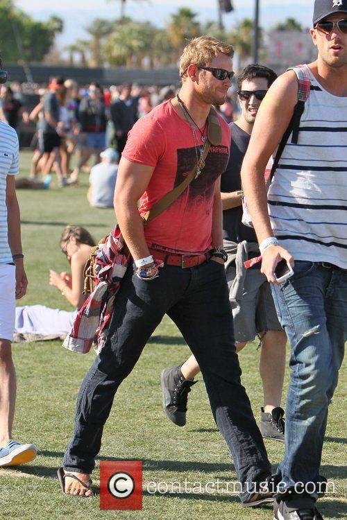 Kellan Lutz and Coachella 4