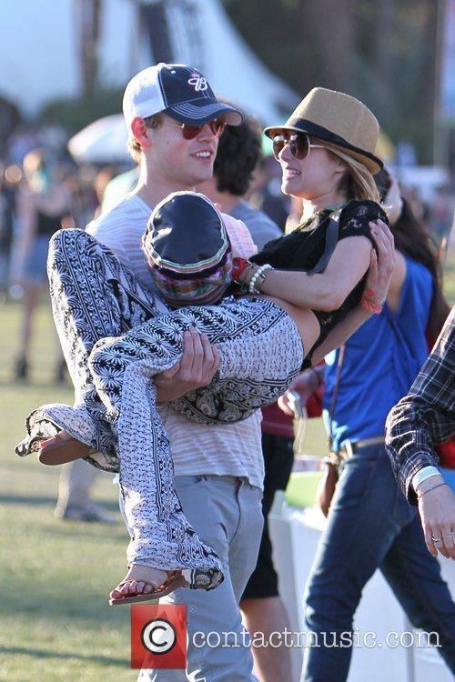 Chord Overstreet, Emma Roberts and Coachella 5