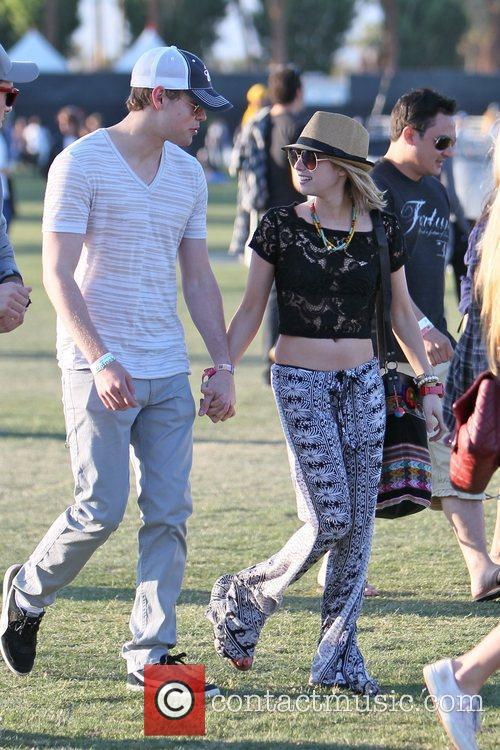 Chord Overstreet, Emma Roberts and Coachella 6