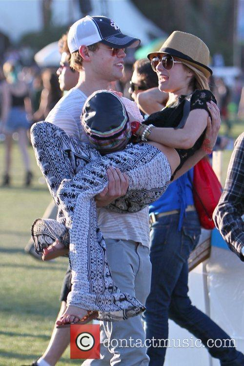 Chord Overstreet, Emma Roberts and Coachella 7