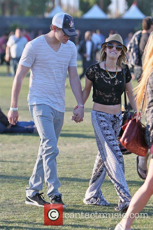 Chord Overstreet, Emma Roberts and Coachella 8