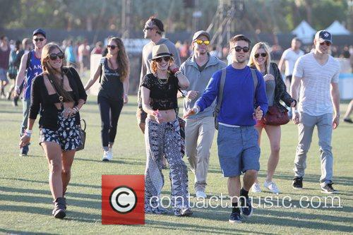 Emma Roberts and Coachella 2