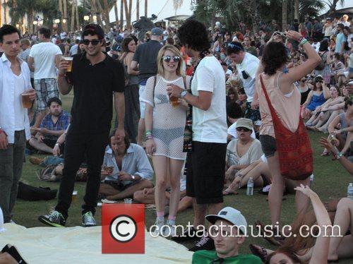 Emma Roberts and Coachella 12
