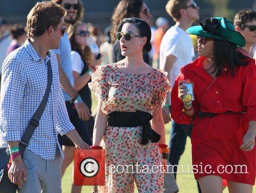 Dita Von Teese and Coachella 3