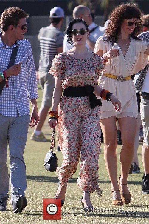 Dita Von Teese and Coachella 10