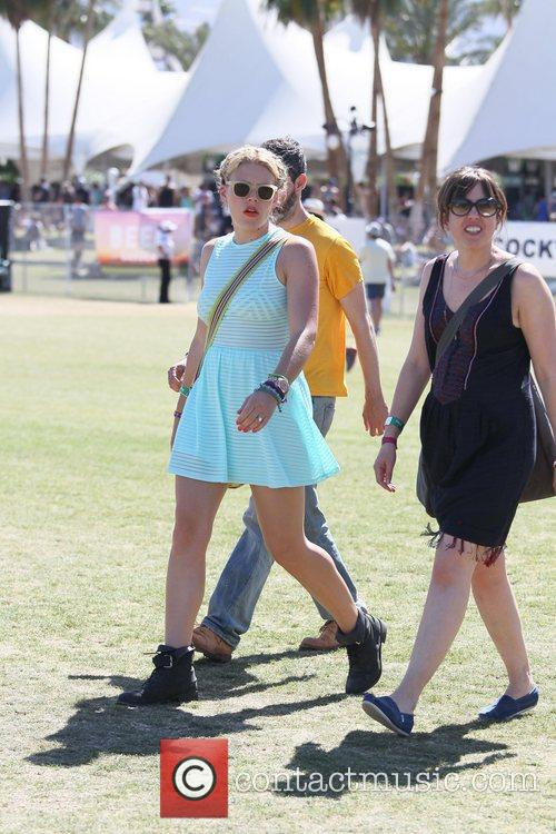 Busy Philipps and Coachella 2