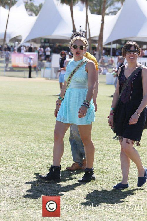 Busy Philipps and Coachella 5