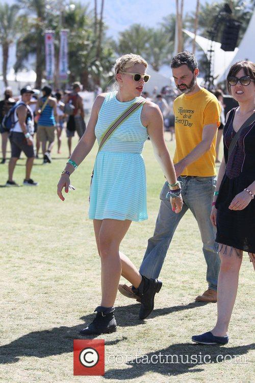 Busy Philipps and Coachella 6