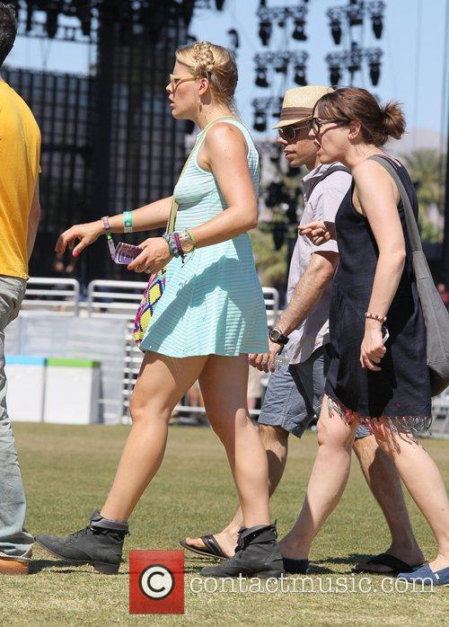 Busy Philipps and Coachella 8