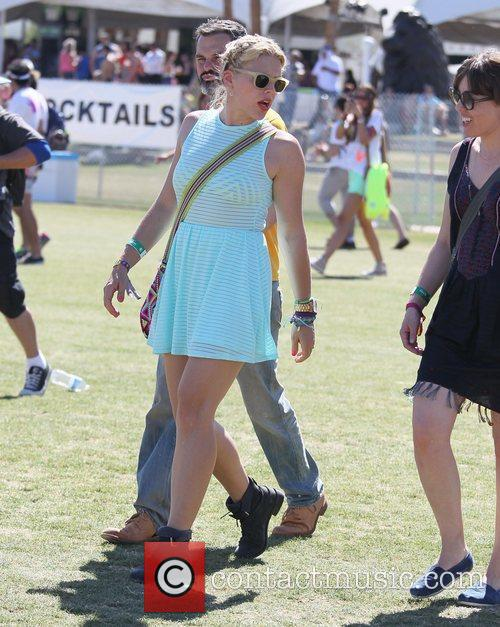 Busy Philipps and Coachella 1