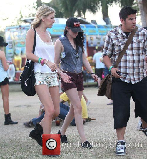 Kristen Stewart and Coachella 3