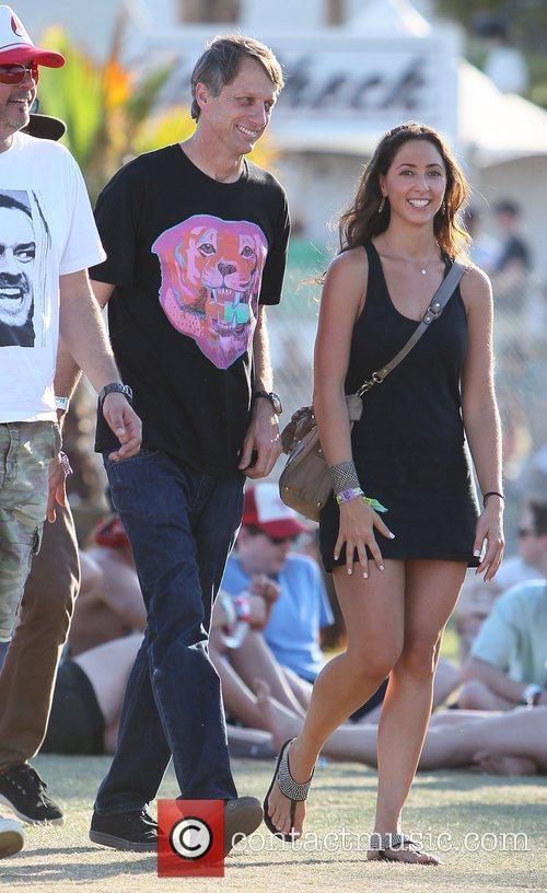 Tony Hawk and Coachella 2