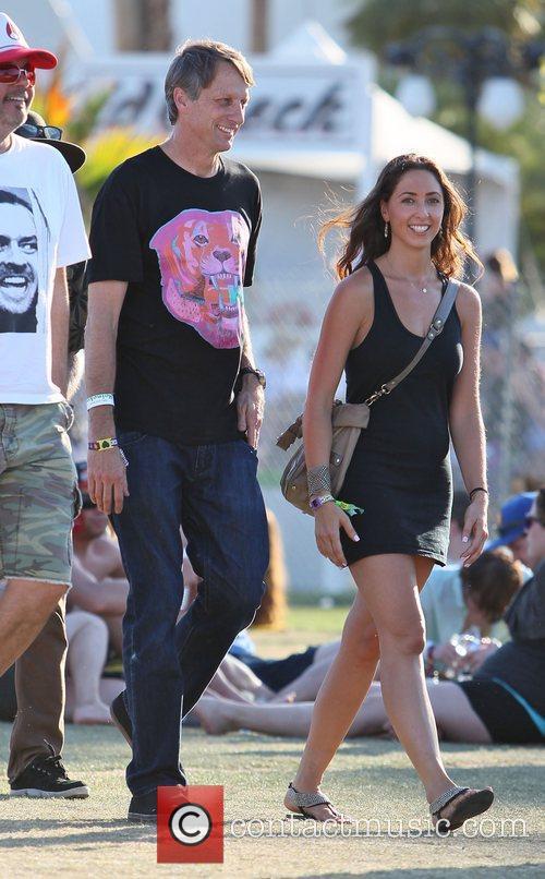 Tony Hawk and Coachella 1