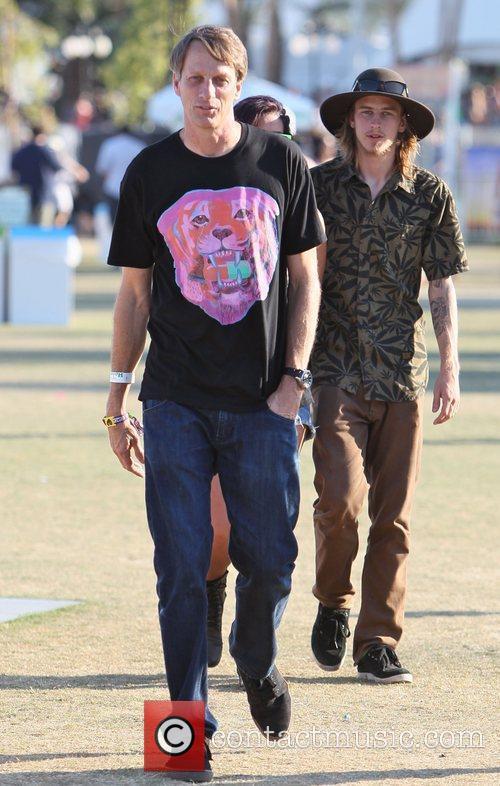 Tony Hawk and Coachella 3