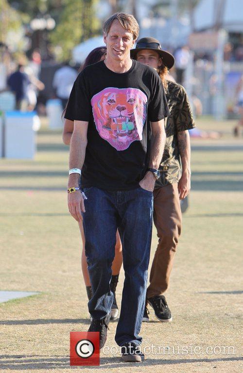 Tony Hawk and Coachella 4