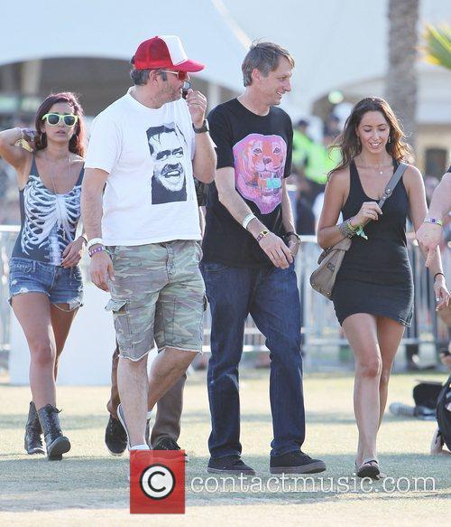 Tony Hawk and Coachella 7