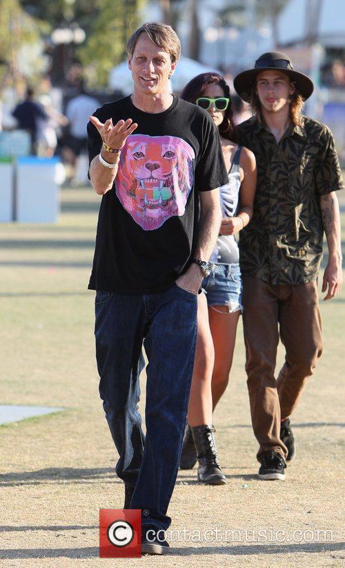 Tony Hawk and Coachella 8