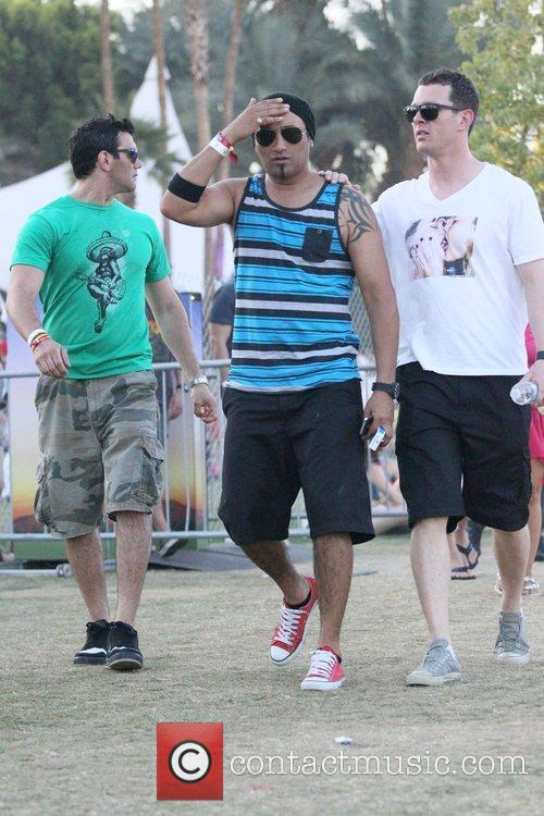 Adnan Ghalib and Coachella 2