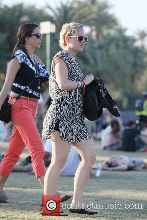 Busy Philipps and Coachella 3