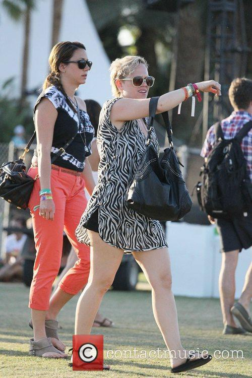 Busy Philipps and Coachella 4