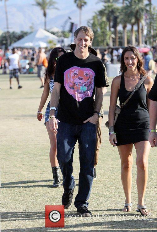 Tony Hawk and Coachella 9