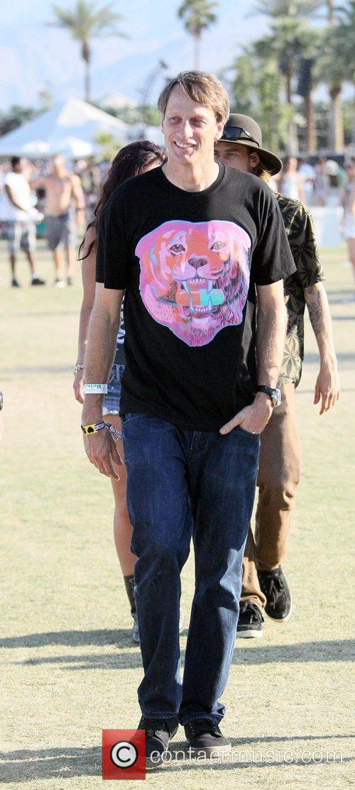 Tony Hawk and Coachella 10