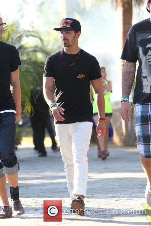 Joe Jonas and Coachella 2