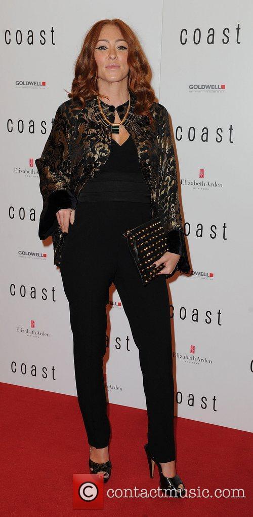 Natasha Hamilton Grand opening of Coast's flagship store...